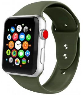 """Žalia apyrankė Apple Watch 1/2/3/4/5/6 (38mm/40mm) laikrodžiui """"Tech-Protect Iconband"""""""