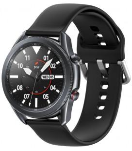 """Juoda apyrankė Samsung Galaxy Watch 3 45mm laikrodžiui """"Tech-Protect Iconband"""""""