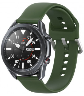 """Žalia apyrankė Samsung Galaxy Watch 3 45mm laikrodžiui """"Tech-Protect Iconband"""""""