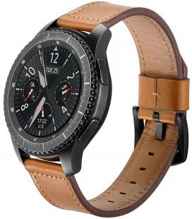 """Ruda apyrankė Samsung Galaxy Watch 3 45mm laikrodžiui """"Tech-Protect Herms"""""""