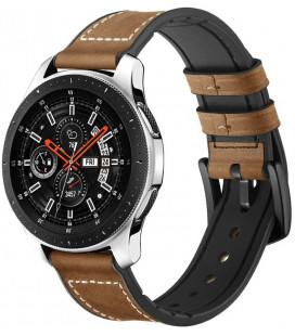 """Ruda apyrankė Samsung Galaxy Watch 3 45mm laikrodžiui """"Tech-Protect Osoband Vintage"""""""