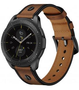 """Ruda apyrankė Samsung Galaxy Watch 3 45mm laikrodžiui """"Tech-Protect Screwband"""""""