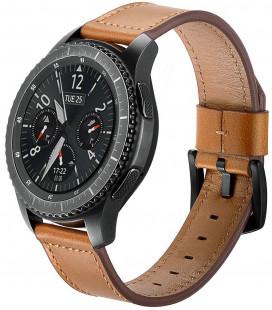"""Ruda apyrankė Samsung Galaxy Watch 3 41mm laikrodžiui """"Tech-Protect Herms"""""""