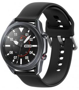 """Juoda apyrankė Samsung Galaxy Watch 3 41mm laikrodžiui """"Tech-Protect Iconband"""""""