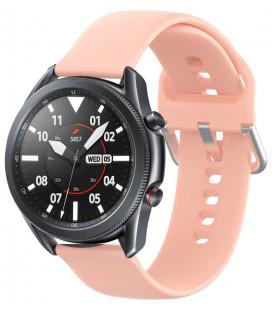 """Rožinė apyrankė Samsung Galaxy Watch 3 41mm laikrodžiui """"Tech-Protect Iconband"""""""