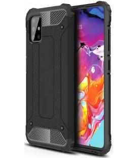 """Juodas dėklas Samsung Galaxy M31S telefonui """"Tech-Protect Xarmor"""""""