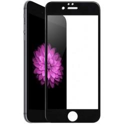Lenktas juodas apsauginis grūdintas stiklas Apple iPhone 7 Plus telefonui