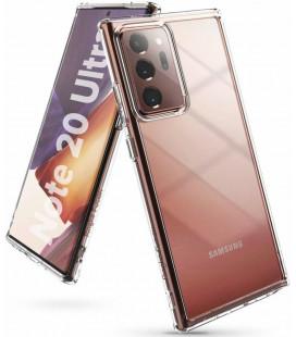"""Skaidrus dėklas Samsung Galaxy Note 20 Ultra telefonui """"Ringke Fusion"""""""