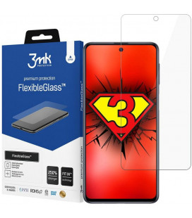 "Ekrano apsauga Samsung Galaxy M31S telefonui ""3MK Flexible Glass"""