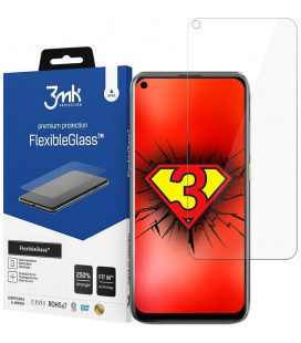 "Ekrano apsauga HTC Desire 20 Pro telefonui ""3MK Flexible Glass"""