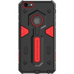 """Raudonas dėklas Apple iPhone 6/6s telefonui """"Nillkin Defender 2"""""""