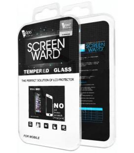 """LCD apsauginis grūdintas stikliukas Samsung Galaxy A21S telefonui """"Adpo"""""""