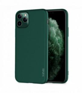 Dėklas X-Level Guardian Apple iPhone 12 Pro Max tamsiai žalias