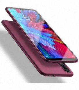 Dėklas X-Level Guardian Huawei P40 Lite E/Y7 P bordo