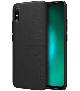 "Juodas dėklas Xiaomi Redmi 9A telefonui ""Nillkin Frosted Shield"""