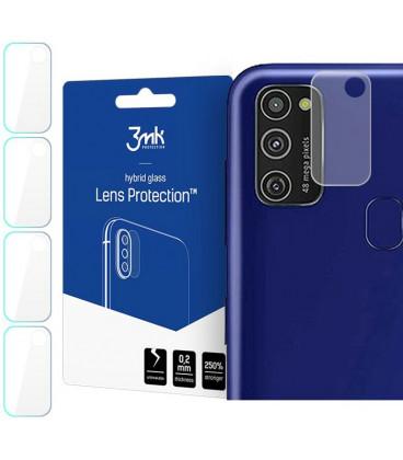 "Kameros apsauga Samsung Galaxy M21 telefonui ""3MK Lens Protection"""