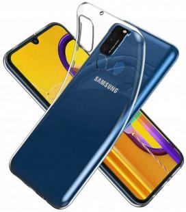 """Skaidrus dėklas Samsung Galaxy M31 telefonui """"Tech-Protect Flexair"""""""