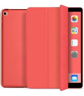 """Raudonas atverčiamas dėklas Apple iPad 10.2 2019 / 2020 / 2021 planšetei """"Tech-Protect Smartcase"""""""