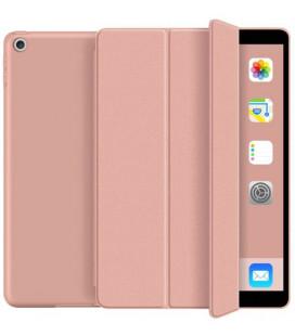 """Rausvai auksinės spalvos atverčiamas dėklas Apple iPad 7/8 10.2 2019/2020 planšetei """"Tech-Protect Smartcase"""""""