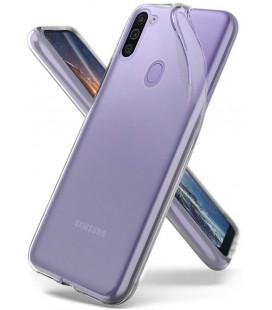 """Skaidrus dėklas Samsung Galaxy M11 telefonui """"Tech-Protect Flexair"""""""