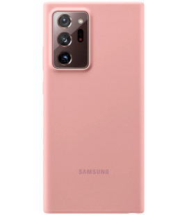 "Originalus dėklas ""Silicone Cover"" Samsung Galaxy Note 20 Ultra telefonui ""EF-PN985TAE"""