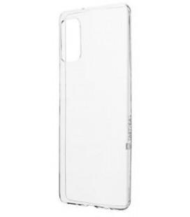 "Skaidrus dėklas Samsung Galaxy A41 telefonui ""Tactical TPU Cover"""