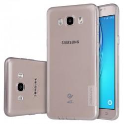 """Pilkas silikoninis dėklas Samsung Galaxy J5 2016 J510F Telefonui """"Nillkin Nature"""""""