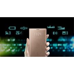 """Juodas atvečiamas dėklas Samsung Galaxy S6 telefonui """"Telone Fancy"""""""
