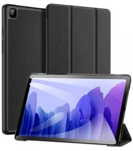 """Juodas atverčiamas dėklas Samsung GALAXY TAB A7 10.4 T500/T505 planšetei """"Dux Ducis Domo"""""""