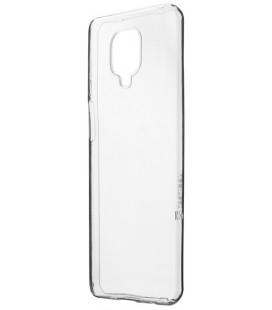 "Skaidrus dėklas Xiaomi Redmi Note 9S/9 Pro/9 Pro Max telefonui ""Tactical TPU Cover"""
