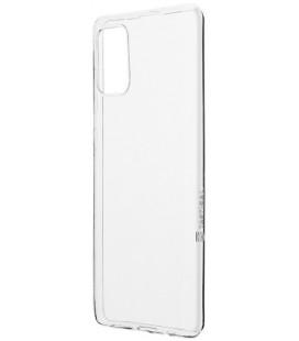 "Skaidrus dėklas Samsung Galaxy A71 telefonui ""Tactical TPU Cover"""