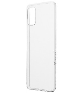 "Skaidrus dėklas Samsung Galaxy A51 telefonui ""Tactical TPU Cover"""