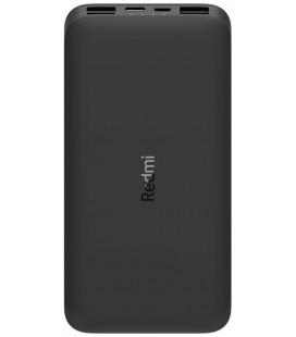 """Juoda išorinė baterija 10000mAh """"Xiaomi Redmi PowerBank Dual USB"""""""