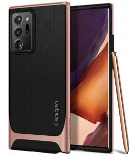 "Bronzinės spalvos dėklas Samsung Galaxy Note 20 Ultra telefonui ""Spigen Neo Hybrid"""