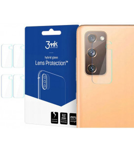 "Kameros apsauga Samsung Galaxy S20 FE telefonui ""3MK Lens Protection"""