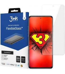 "Ekrano apsauga Xiaomi Poco X3 NFC telefonui ""3MK Flexible Glass"""