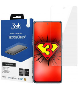 "Ekrano apsauga Samsung Galaxy S20 FE telefonui ""3MK Flexible Glass"""