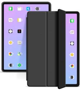 """Juodas atverčiamas dėklas Apple iPad Air 4 2020 planšetei """"Tech-Protect Smartcase"""""""
