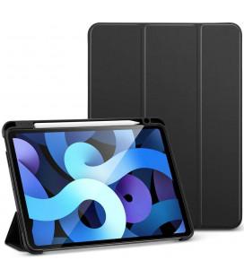 """Juodas atverčiamas dėklas Apple iPad Air 4 2020 planšetei """"ESR Rebound Pencil"""""""