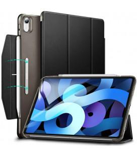 """Juodas atverčiamas dėklas Apple iPad Air 4 2020 planšetei """"ESR Ascend Trifold"""""""