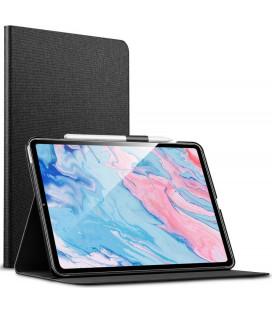"""Juodas atverčiamas dėklas Apple iPad Air 4 2020 planšetei """"ESR Urban Premium Pencil"""""""