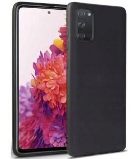 """Juodas dėklas Samsung Galaxy S20 FE telefonui """"Tech-protect Icon"""""""