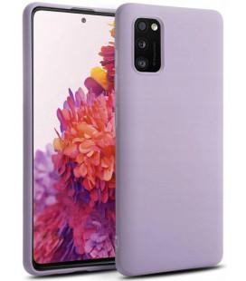 """Violetinis dėklas Samsung Galaxy S20 FE telefonui """"Tech-protect Icon"""""""