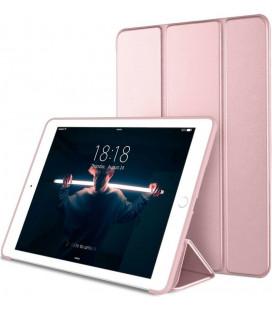 """Rausvai auksinės spalvos atverčiamas dėklas Apple iPad Air 3 2019 planšetei """"Tech-Protect Smartcase"""""""
