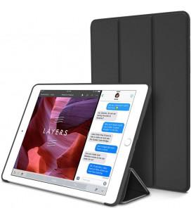 """Juodas atverčiamas dėklas Apple iPad Air 3 2019 planšetei """"Tech-Protect Smartcase"""""""