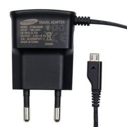 ETA0U10EBE Originalus Samsung juodas pakrovėjas 0,7A