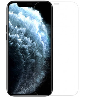 """Apsauginis grūdintas stiklas 0,2mm Apple iPhone 12/12 Pro telefonui """"Nillkin Amazing H+ PRO"""""""