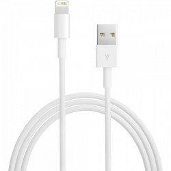 MD819ZMA Originalus Apple 2m USB laidas - Baltas