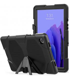 """Juodas dėklas Samsung Galaxy Tab A7 10.4 T500/T505 planšetei """"Tech-Protect Survive"""""""