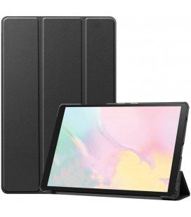 """Juodas atverčiamas dėklas Samsung Galaxy Tab A7 10.4 T500/T505 planšetei """"Tech-Protect Smartcase"""""""